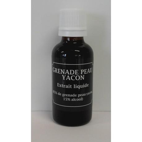 Grenade Peau/Yacon