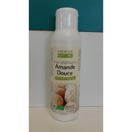 Amande douce Bio 100 ml