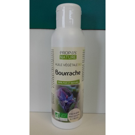 Bourrache Bio 100 ml