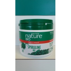 Spiruline nature Bio.