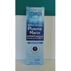 Spray nasal plasma marin