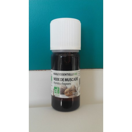 Noix de Muscade Bio