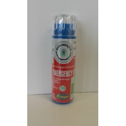 Remède d'urgence granules Bio sans alcool
