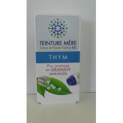 Thym extrait de pantes fraîches Bio