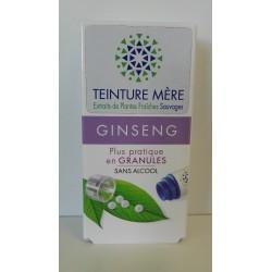 Ginseng extrait de plantes fraîches Bio