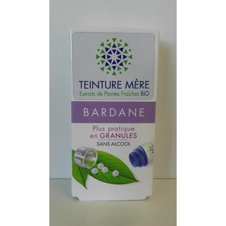 Bardane extrait de plantes fraîches Bio