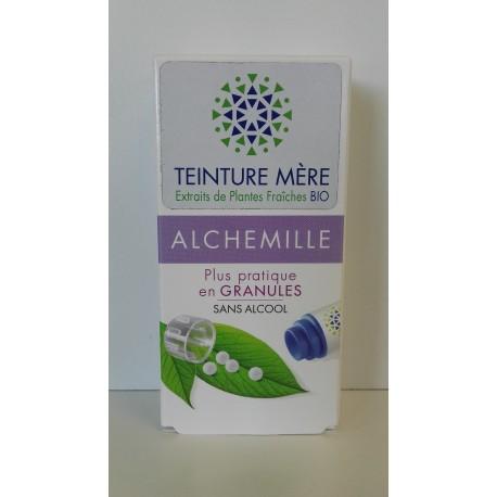 Alchemille extrait de plantes fraîches Bio