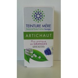 Artichaut extrait de plantes fraîches Bio