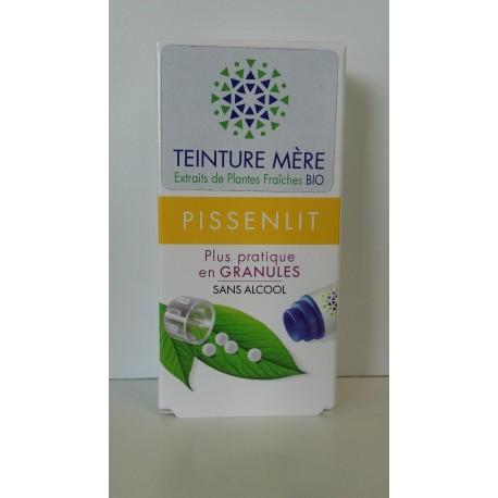 Pissenlit extrait de plantes fraîches Bio