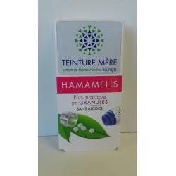 Hamamélis extrait de plantes fraîches Bio