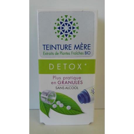 Détox extrait de plantes fraîches Bio