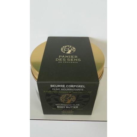 Olive beurre corporel Bio 200 ml