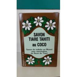 Monoï Savon parfum Coco 130 g