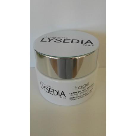 Crème de nuit anti-rides hydratante Liftage