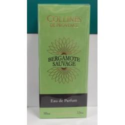 Bergamotte sauvage Eau de Toilette 100 ml