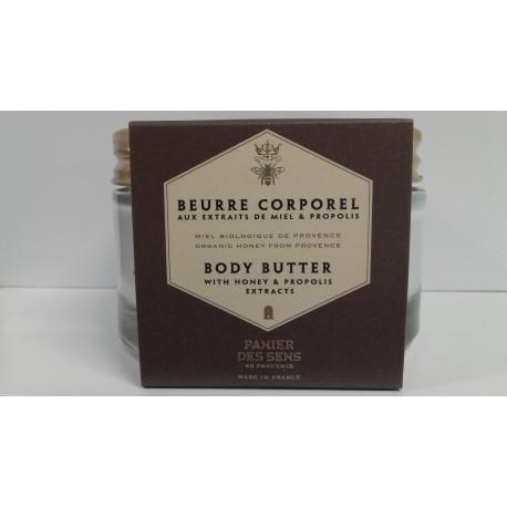 Beurre corps Miel & Propolis 200 ml