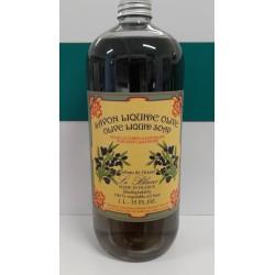 Olive savon liquide 1 L