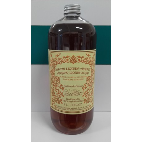 Ambre savon liquide 1 L