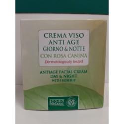 Crème Jour & Nuit Bio 50 ml