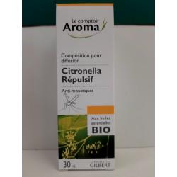 Répulsif Citronnelle 30 ml