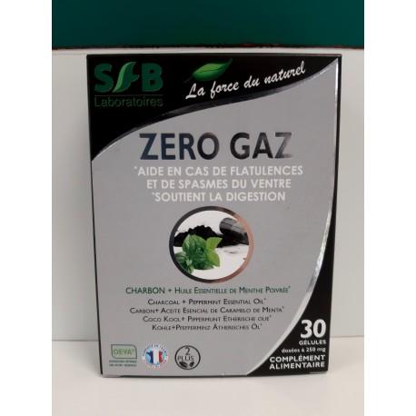Zéro gaz 30 gélules