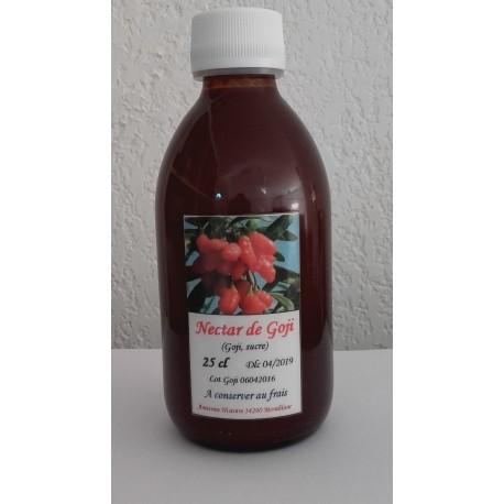 Goji nectar 25 cl